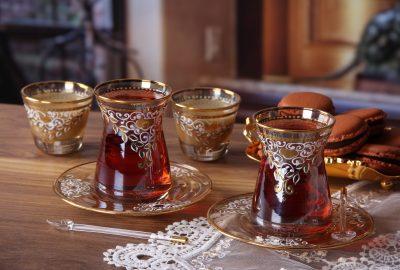 tea-glass-arabic coffee-cup-set